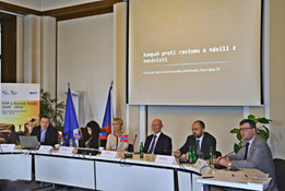 Video thumbnail - Record of the Launch conference of the Programme CZ05 - Social Inclusion
