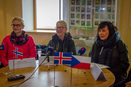 The Closing Event of the EEA and Norway Grants 2009-2014 took place in the Krkonoše Mountains on 13-14 June 2018 (press conference on the top of Sněžka)