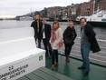 Members of Na Cucky Theatre on their trip to Oslo